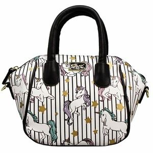 NWT Betsey Johnson Unicorn Purse Handbag Magical